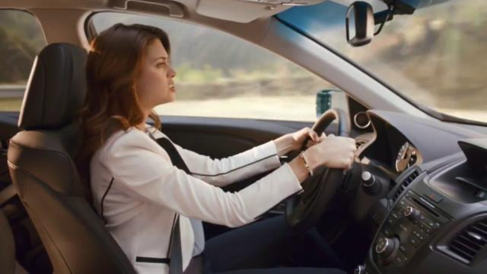 Permalink to Girl Singing In Acura Commercial