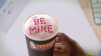 Dunkin' Donuts White Chocolate Raspberry Lattes and Coffees TV Spot thumbnail