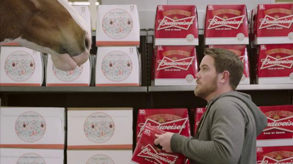 super bowl ad essay So begins budweiser's new super bowl ad, released earlier this week into an  ongoing political maelstrom over immigration the ad depicts the.