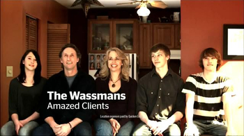 Quicken Loans TV Spot, 'The Wassmans'