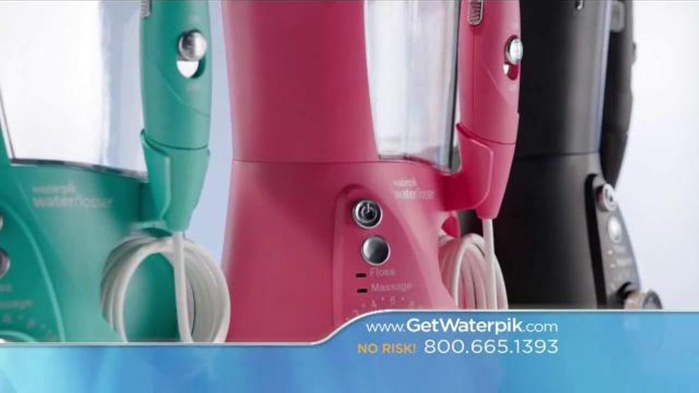 Waterpik Tv Spot Floss Better Ispot Tv