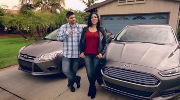 Ford TV Spot, 'El Cambio: Joanna y Roy' [Spanish] thumbnail