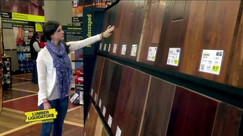 Lumber Liquidators TV Spot, 'Transform Your Floors'
