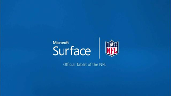 Microsoft Surface Pro 3 TV Spot, 'Patriots vs. Ravens Adjustment'