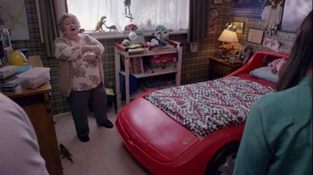 Booking.com TV Spot, 'Racing Car Bed' thumbnail