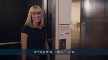 Regent University TV Spot, 'It's Your Time'