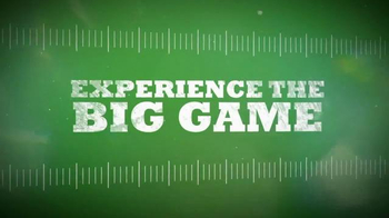 Ashley Furniture Homestore TV Spot, 'Experience the Big Game'