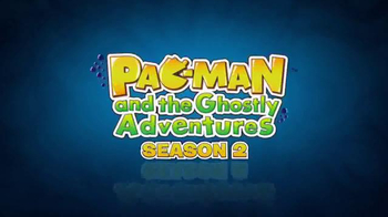 Netflix: Pac-Man and the Ghostly Adventures: Season Two: It's Pac