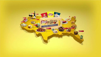 Lay's: Do Us a Flavor: Tastes of America