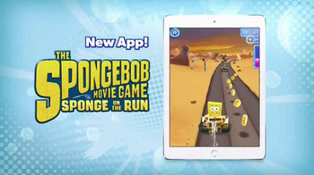 SpongeBob SquarePants Bubble Party App TV Spot