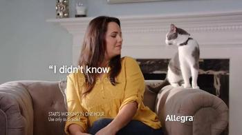 Allegra Allergy TV Spot, 'How Fast?'