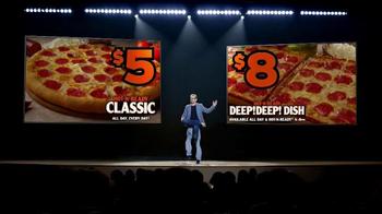 Little Caesars Pizza TV Spot, 'Pizza Expo'