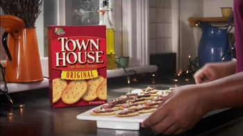 Food Network TV Spot, 'Town House Crackers Sweeps'