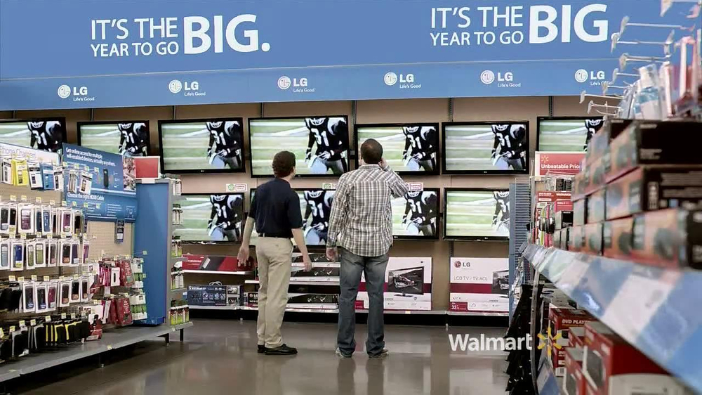 Walmart Layaway TV Spot, 'LED TV' - Screenshot 1