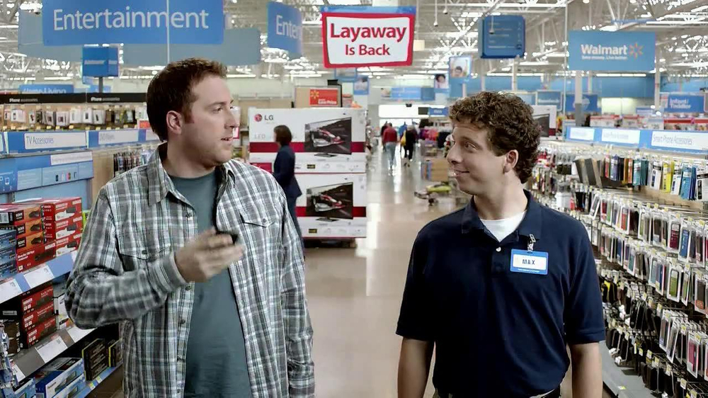 Walmart Layaway TV Spot, 'LED TV' - Screenshot 2