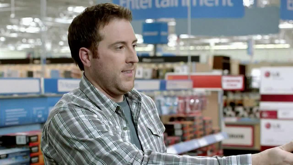 Walmart Layaway TV Spot, 'LED TV' - Screenshot 4