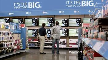 Walmart Layaway TV Spot, 'LED TV' - Thumbnail 1