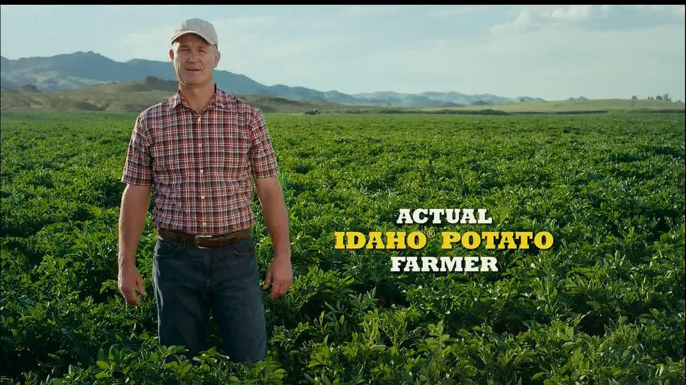 Idaho Potato TV Spot, 'Big Red Truck' - Screenshot 2