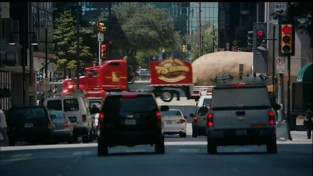 Idaho Potato TV Spot, 'Big Red Truck' - Screenshot 5