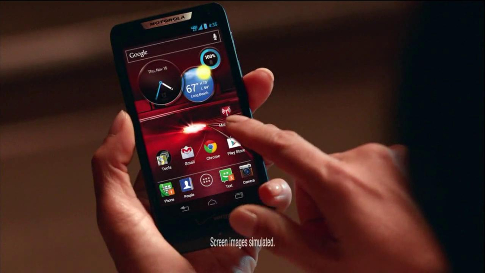 Verizon TV Spot, 'Tuba Performance' - Screenshot 4