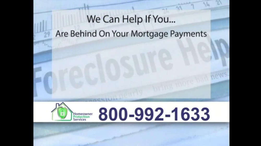 Homeowner Protection Services TV Spot, 'Mortgage Payments' - Screenshot 5
