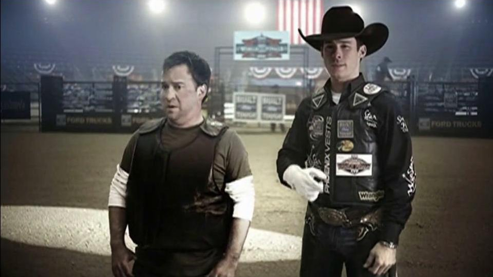 Ford TV Spot, 'Bull Ride' - Screenshot 9