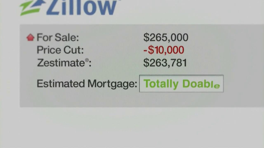 Zillow TV Spot, 'Mobile Home Buying' Song by Bright Eyes - Screenshot 7