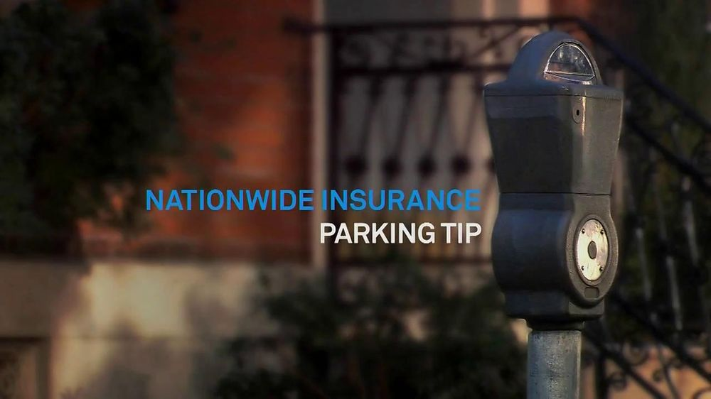 nationwide insurance parking tip tv commercial   ispot tv