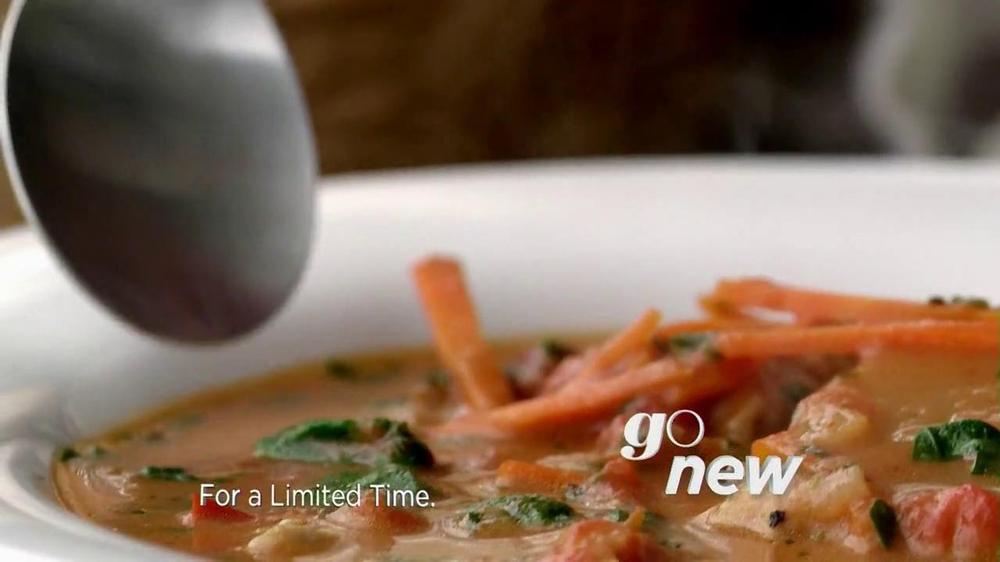 Olive Garden Unlimited Salad And Breadsticks Tv Commercial 39 Go 39