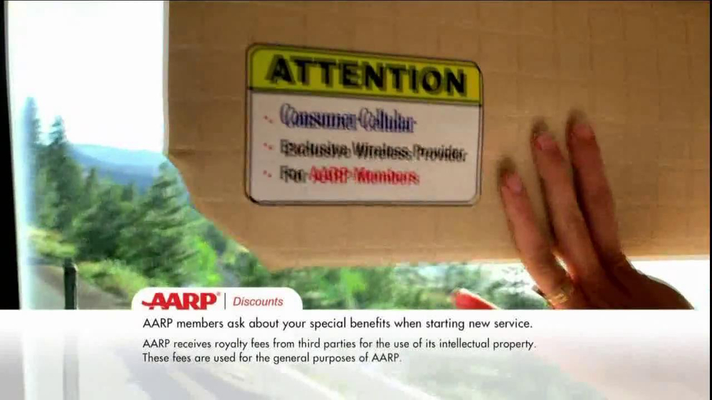 Consumer Cellular TV Spot, 'On-the-Go'  - Screenshot 5