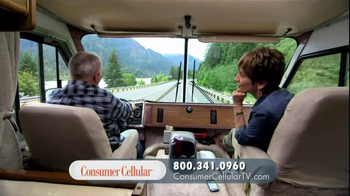 Consumer Cellular TV Spot, 'On-the-Go'  - Thumbnail 8