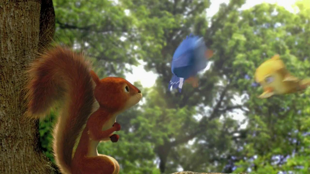 Carrington College TV Spot, 'Squirrel Jump' - Screenshot 5