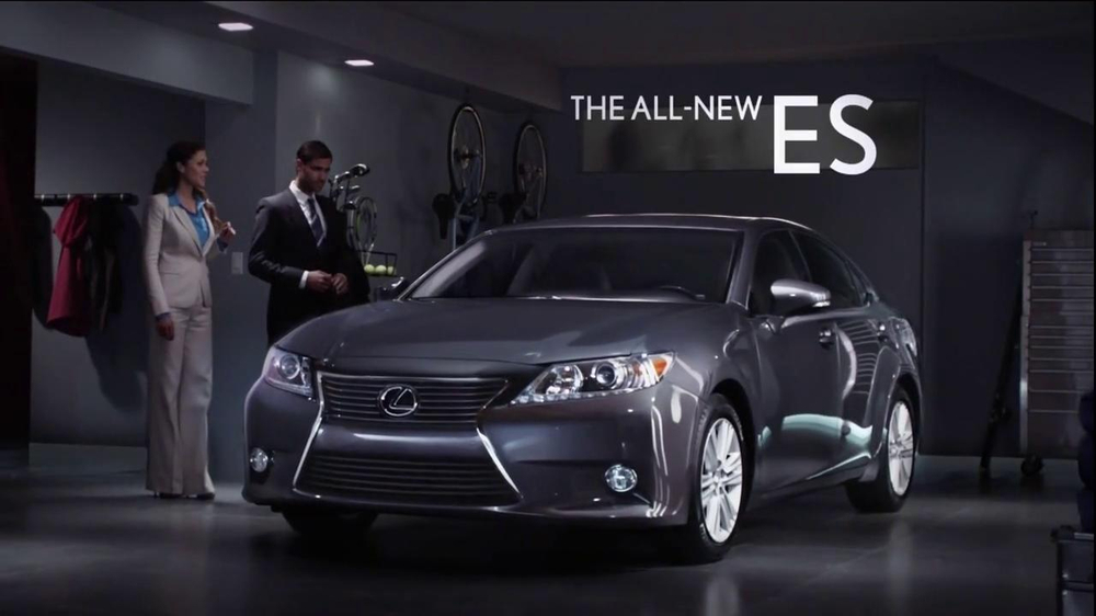 2013 Lexus ES TV Commercial, 'Where Will It Take You' - iSpot.tv