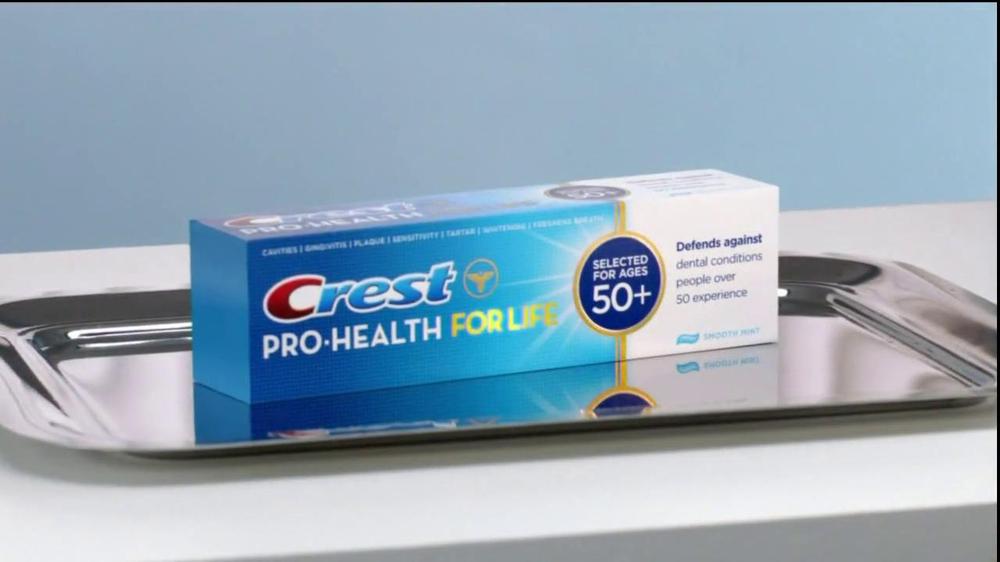 Crest Pro-Health For Life TV Spot  - Screenshot 10