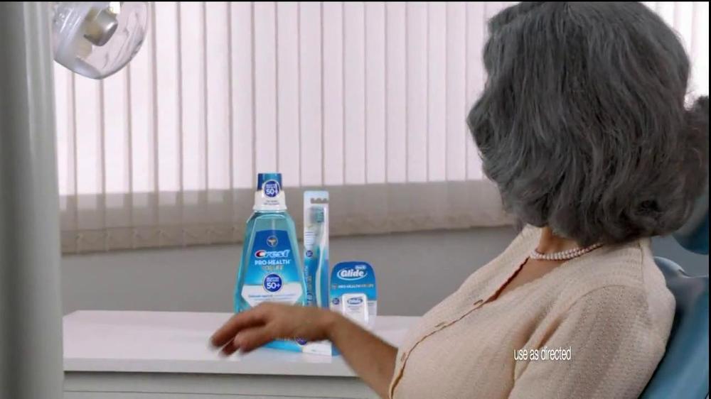 Crest Pro-Health For Life TV Spot  - Screenshot 5