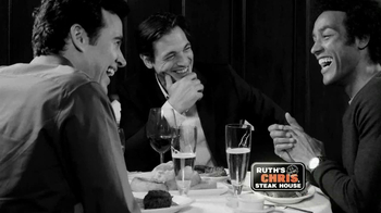 Ruth's Chris Steak House TV Spot, 'Dinner with the Guys'
