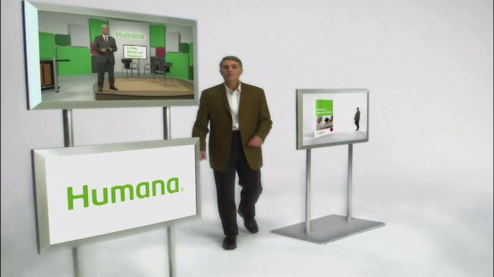 Aarp Medicare Supplement Plan >> Humana Medical Advantage Plans TV Commercial, 'Whiteboard' - iSpot.tv