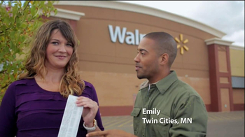 Walmart TV Spot, 'Fall Savings with Emily'
