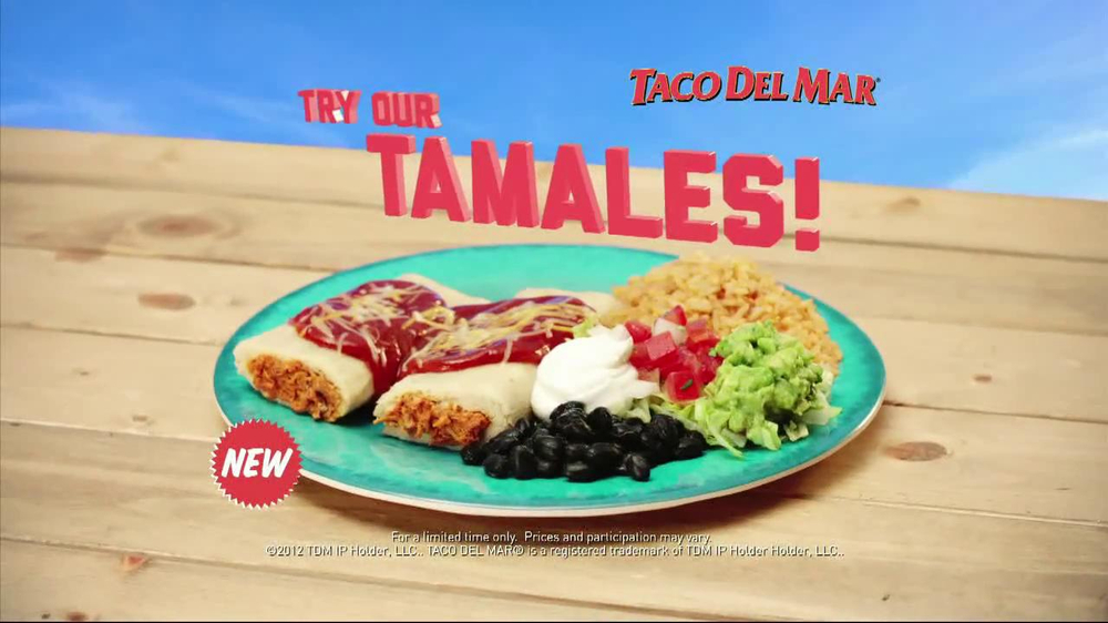 Taco Del Mar Tamales TV Spot, 'Wave of Flavor' - Screenshot 5