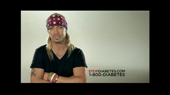 American Diabetes Association TV Spot Featuring Bret Michaels - Thumbnail 9