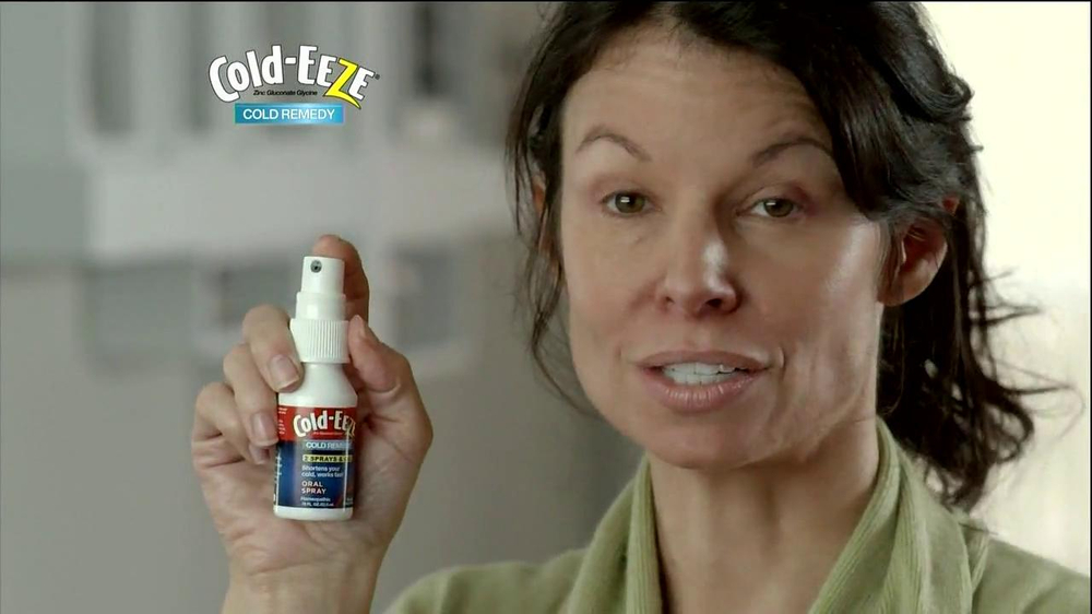 Cold EEZE Oral Spray TV Commercial, 'Airplane' - iSpot.tv