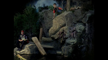 Bass Pro Shops TV Spot Featuring Bill Dance and Tony Stewart - 46 commercial airings