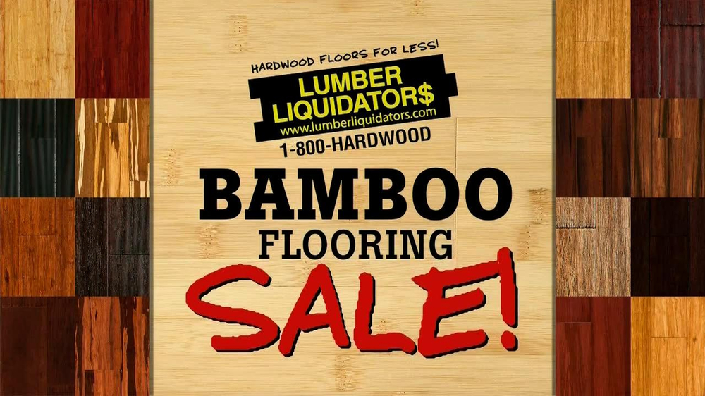 Lumber Liquidators Sale Dates