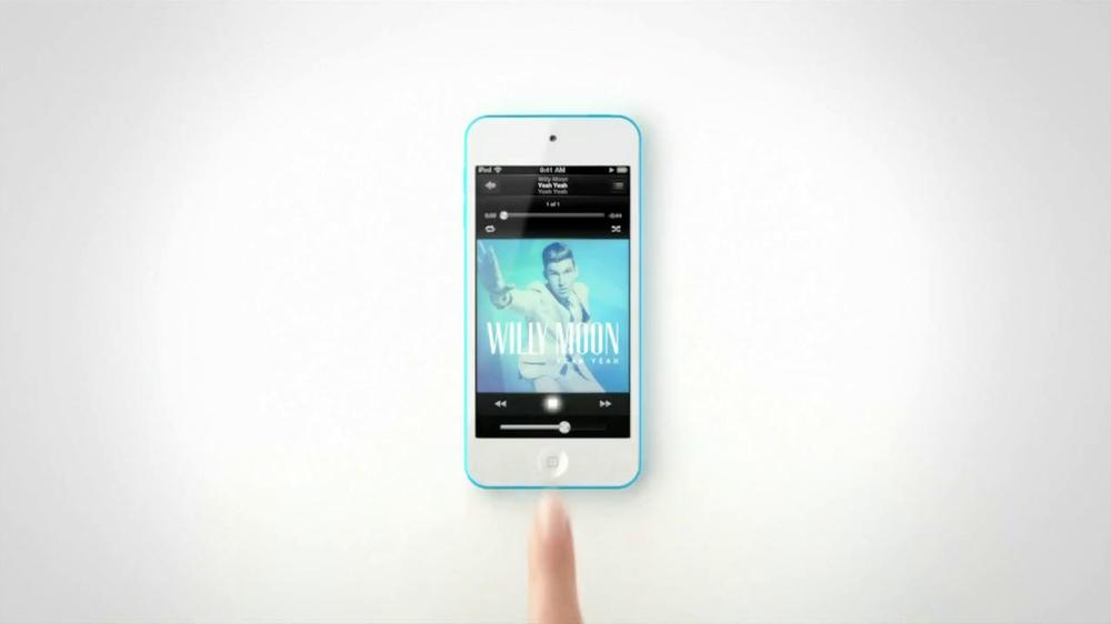 Apple iPod TV Spot, 'Bounce'