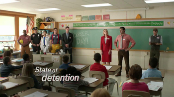 State Farm TV Spot, 'State of Detention Career Day' Featuring Aaron Rodgers