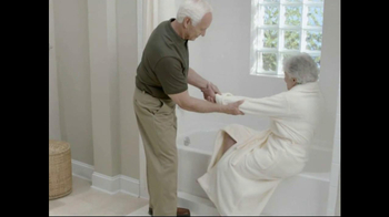 Safe Step TV Spot, 'Safety' Featuring Pat Boone