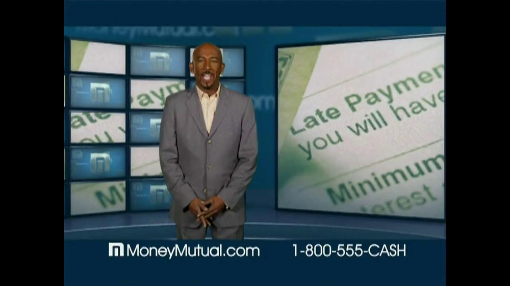 Money Mutual TV Spot 'Past Due' feat. Montel Williams - Screenshot 1