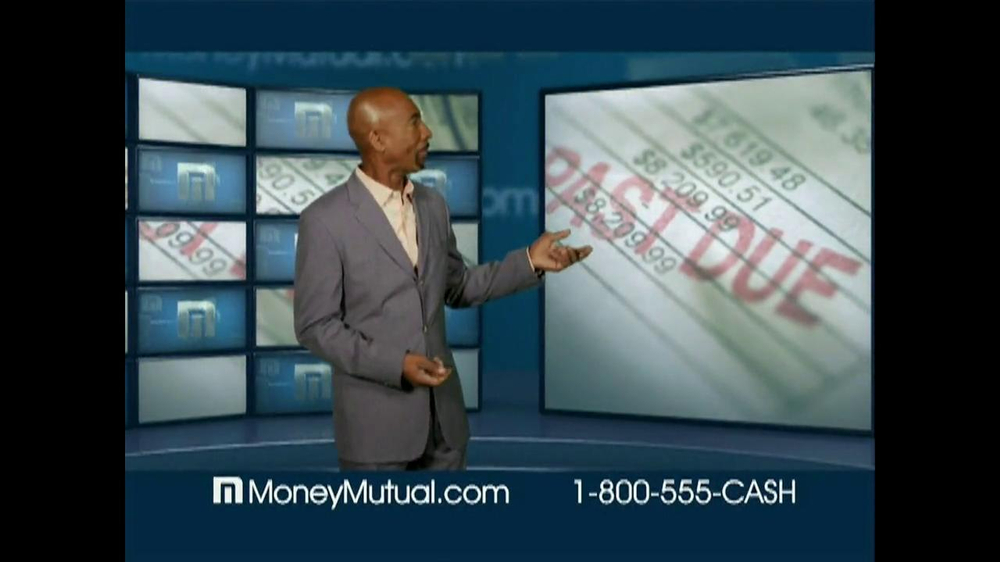 Money Mutual TV Spot 'Past Due' feat. Montel Williams - Screenshot 2