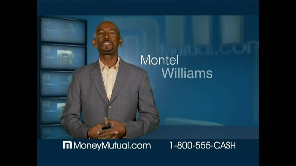 Money Mutual TV Spot 'Past Due' feat. Montel Williams - Screenshot 3