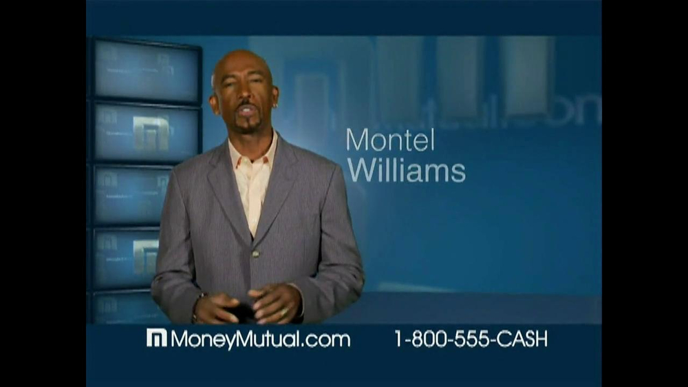 Money Mutual TV Spot 'Past Due' feat. Montel Williams - Screenshot 4